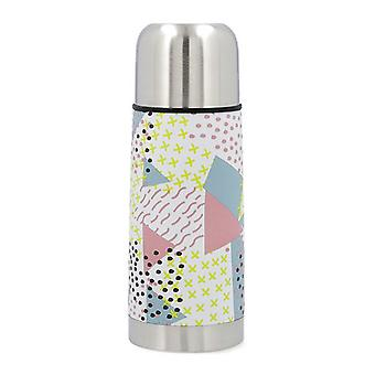 Travel thermos flask Quid Energy Stainless steel 0
