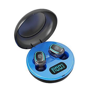 Wireless Bluetooth 5.0 Hifi In-ear Earphones With Digital Charging Box