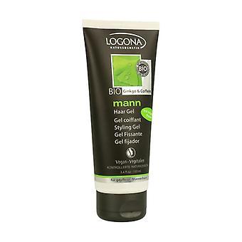 Mann Organic Hair Gum 100 ml of gel