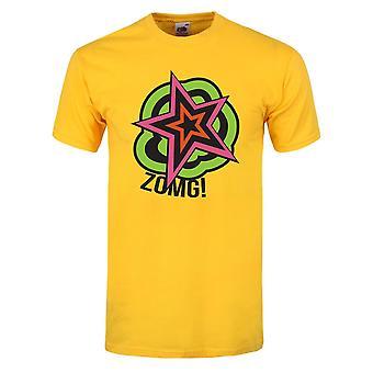 Grindstore Herren Zomg T-Shirt