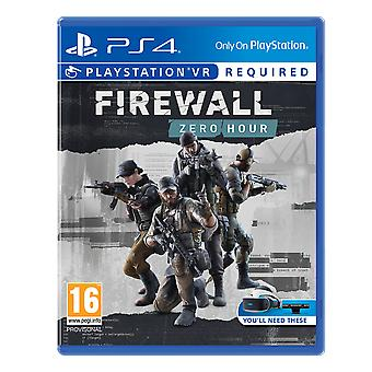 Firewall Zero Hour PS4 Game (PSVR Required)