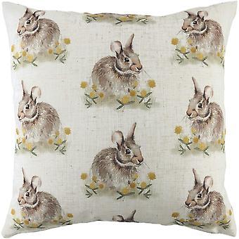 Evans Lichfield Woodland Hare Upprepa Print Kudde Omslag