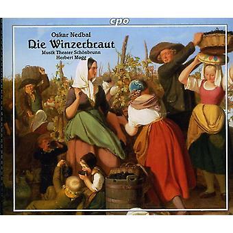 Oskar Nedbal - Oskar Nedbal: Die Winzerbraut [CD] USA import