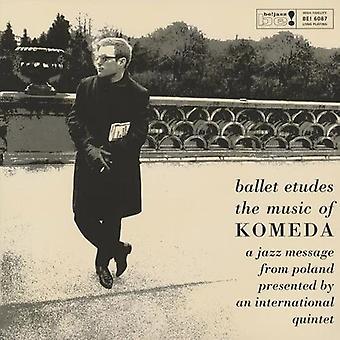 Krysztof Komeda - Ballet Etudes - Music of Komeda [CD] USA import
