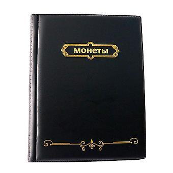 250 kapesních jednotek Kniha sbírek mincí pro album žetonů mincí