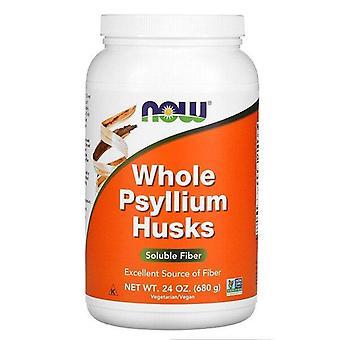 Now Foods, Hele Psyllium Husks, 24 oz (680 g)