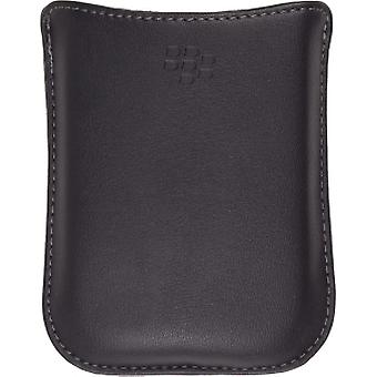 OEM Blackberry 9500 9530 Black Synthetic Pocket Pouch