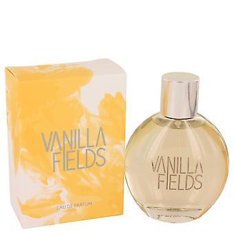 Vanilla Fields Eau de Parfum Spray (embalagem nova) por Coty 3,4 oz Eau de Parfum Spray