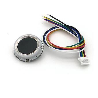 Petit contrôle circulaire mince de led d'anneau