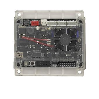 3-akselinen Grbl, Cnc-laserohjausjärjestelmä, reitittimen kaiverrus, ohjaustaulu