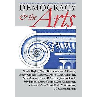 الديمقراطية والفنون من قبل آرثر م. ميلزر - 9780801435416 كتاب