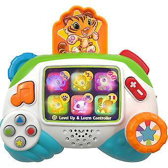 Leap frog level up & learn controller