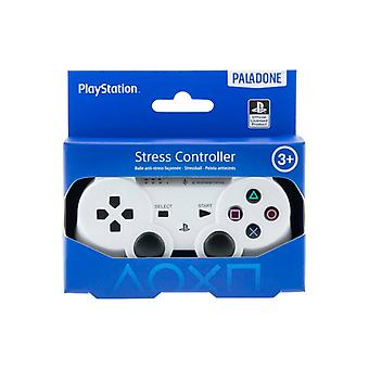 PlayStation White Controller Shaped Stress Ball Squishy