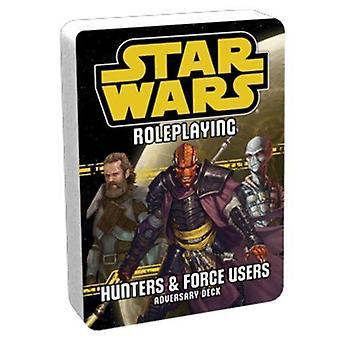 Star Wars Caçadores e Força Usuários Deck Adversário