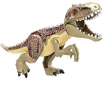דינוזאור היורה סט-בניין בלוק צעצוע