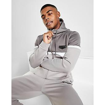 New Supply & Demand Men's Division Hoodie from JD Outlet Grey