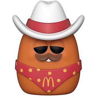 Mcdonalds- Cowboy Nugget Importación de EE.UU.