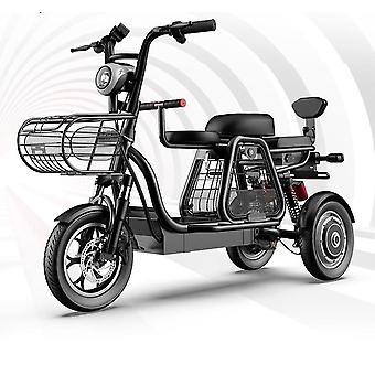 Электрический велосипед Родитель-ребенок 3 Колеса Электрический велосипед Большой литий-батарея