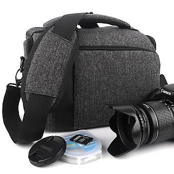 في الهواء الطلق حقيبة الكاميرا للماء حقيبة الكتف المهنية لحقيبة كاميرا نيكون الكنسي
