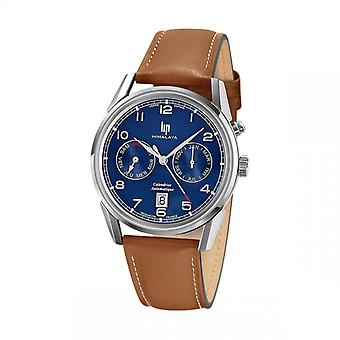 Watch LIP Watches 671562 - Mixed Brown Leather Watch