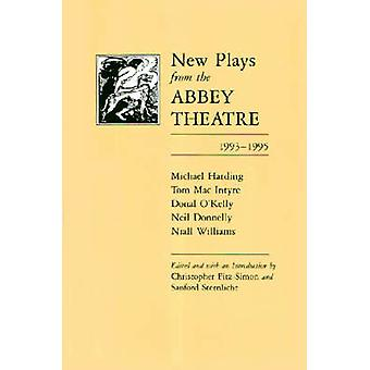 New Plays from the Abbey Theatre by Christopher FitzSimonsJudy Friel