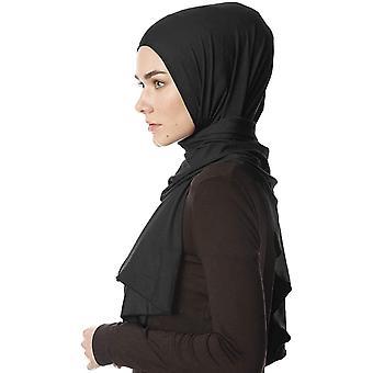 FengChun Hijab Jersey Premium Melek - Elastisch Jersey Schal