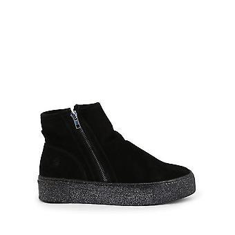 Marina Yachting - Shoes - Sneakers - PRETTY172W624300-BLACK - Women - Schwartz - EU 39