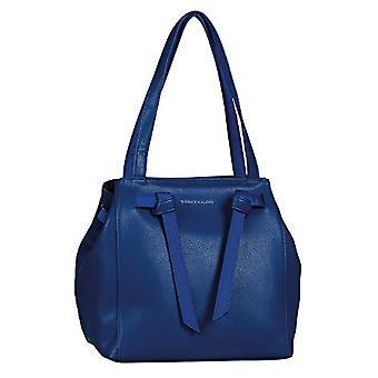Tom Tailor Miri Strap, Shopper. Frau, Blau, Medium