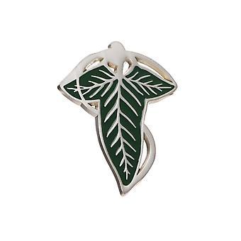Ringenes Herre - Ringenes Herre Elven Blad Emalje Pin Badge