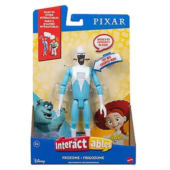 Frozone (Pixar) interactable figur