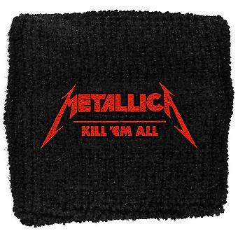Metallica - Kick 'Em All Sweatband