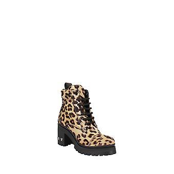 Miu Miu   Never Mind Crystal Block Heel Hiking Boots