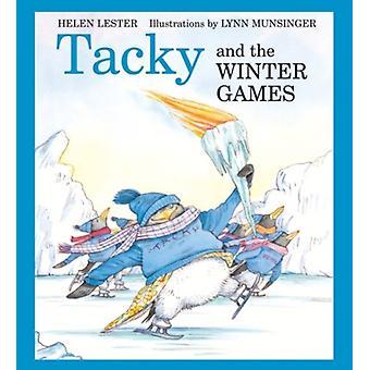 Tahmeat ja talvikisat kirjoittanut Helen Lester & Lester