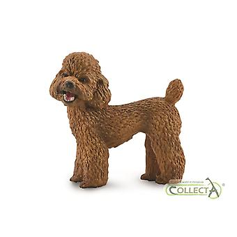 CollectA Poodle Collectable Dog Figurine Roleplay Toy Figure