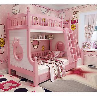 Värikkäät makuuhuonekalusteet