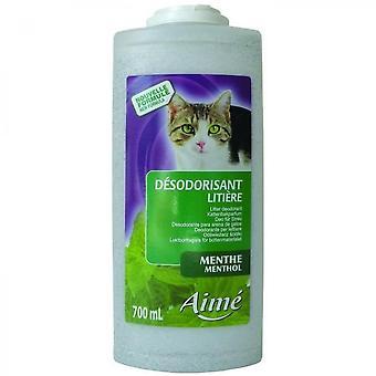 Aime Deodorant For Litter Mint 700ml - For Cat