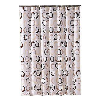 Kylpyhuoneen verho Vedenpitävä Suihkuverho kylpyhuoneen vedenpitävä suihkuverho (100 * 180CM)