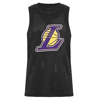 NBA Los Angeles Lakers Mesh Jersey Vest Mens