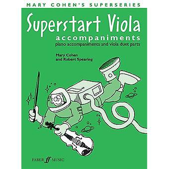 Superstart Viola (Acompanhamentos)