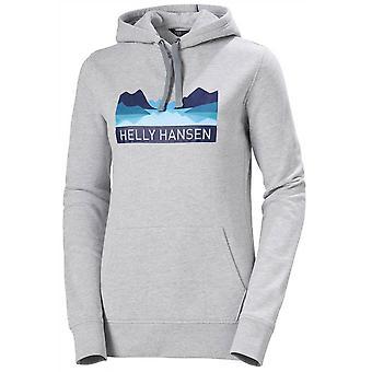 Helly Hansen Nord Graphic Pullover 62981949 universal all year women sweatshirts