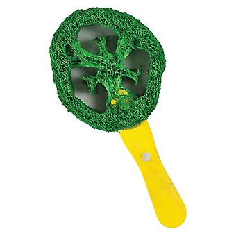 AE Cage Company Nibbles Lollipop Loofah Chew Toy - 1 count