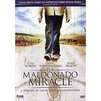 Maldonado Miracle [DVD] USA import