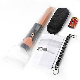 Zahradní detetační nástroje pointer detektor kovů citlivý pinpointer led s upgradem bateriových varhan