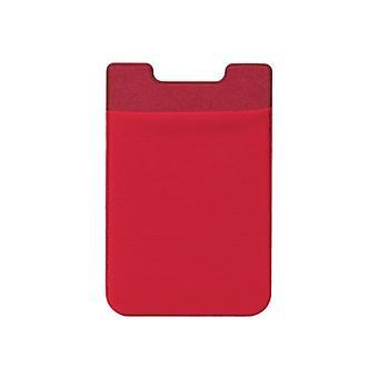 Клейкая наклейка Мобильный телефон Назад Карты Кошелек Кредитный id Держатель карты Карман