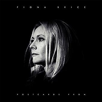 Fiona Brice - Postcards From [Vinyl] USA import