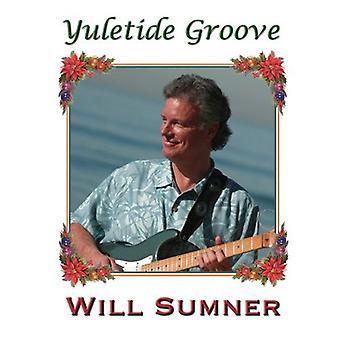 Will Sumner - importación de USA de surco Navidad [CD]