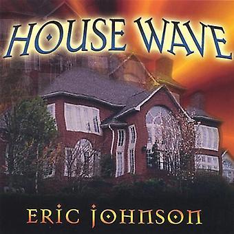Eric Johnson - huis Wave [CD] USA import