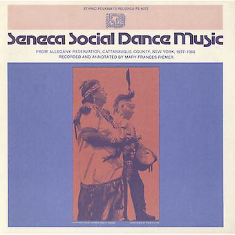 Música de baile Social Seneca - importación de los E.e.u.u. música de baile Social de Séneca [CD]