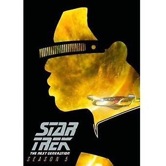 Star Trek Next Generation - Star Trek Next Generation: säsong 5 [DVD] USA import