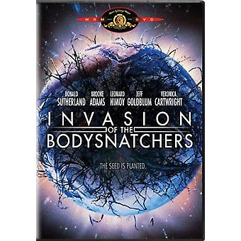 Invasion of the Body Snatchers [DVD] USA import